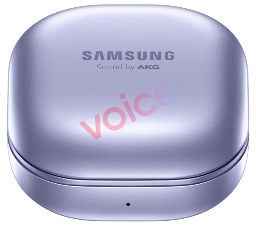 Samsung Earbuds Pro 2021 rechargable case