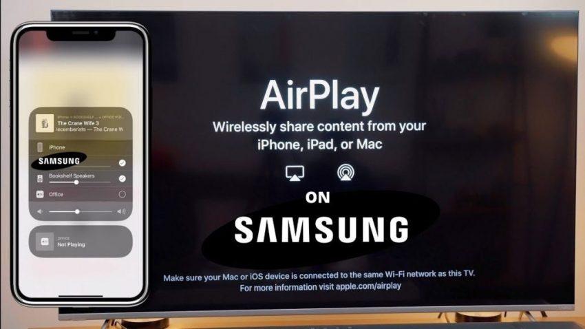 airplay samsung   TechBuyGuide