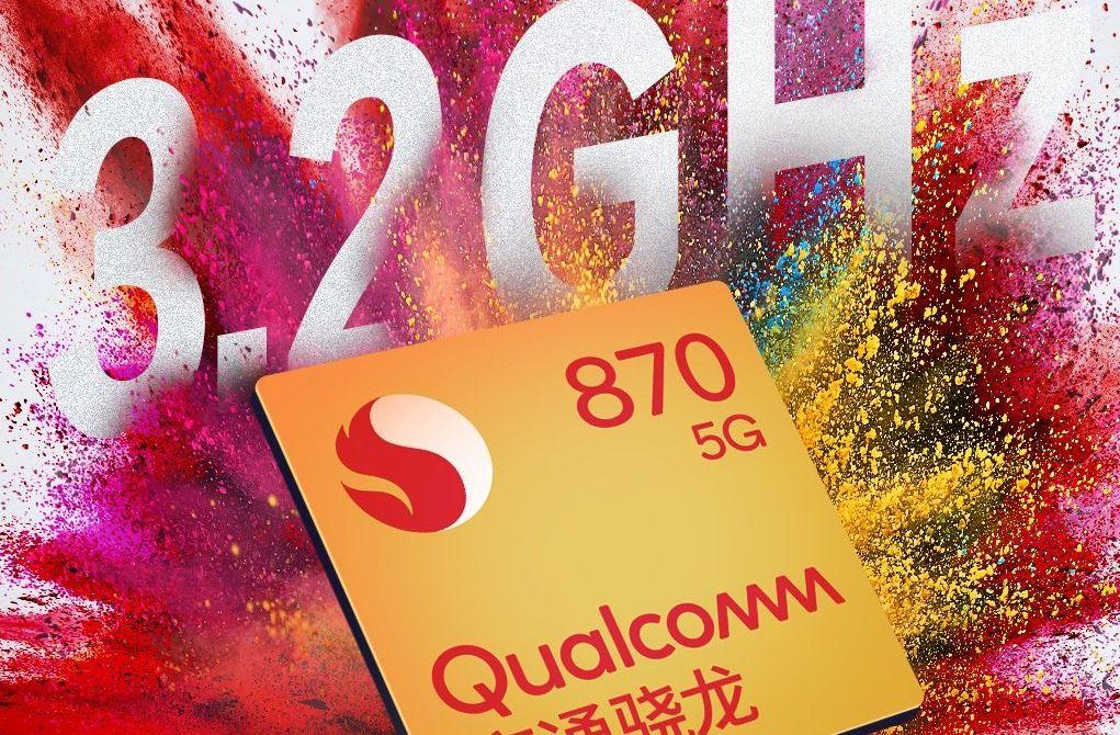 qualcom chip introduction snapdragon 870 5g 2021