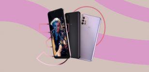 Motorola Moto G30 header image