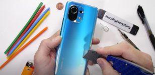 Xiaomi durability test