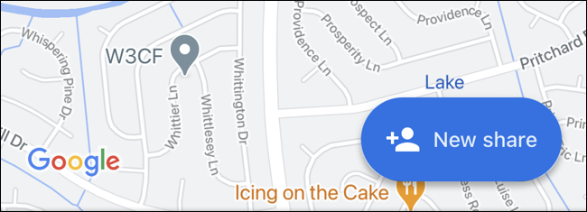 New Share Google Maps | TechBuyGuide