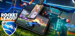 rocket league on mobile phones header