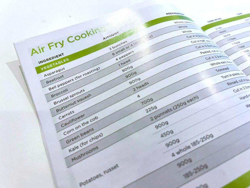 Ninja Air Fryer MAX cookbook 2   TechBuyGuide