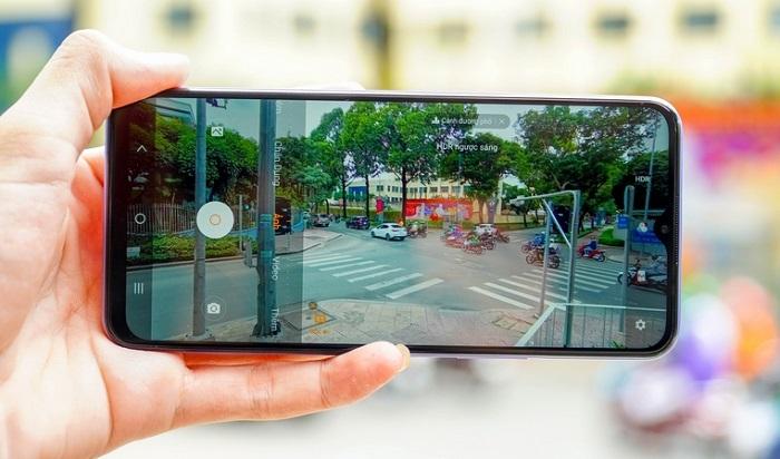 Vivo Y72 5G camera ui | TechBuyGuide