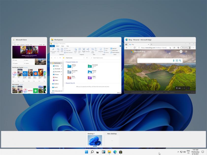 Windows 11 multiple desktops   TechBuyGuide