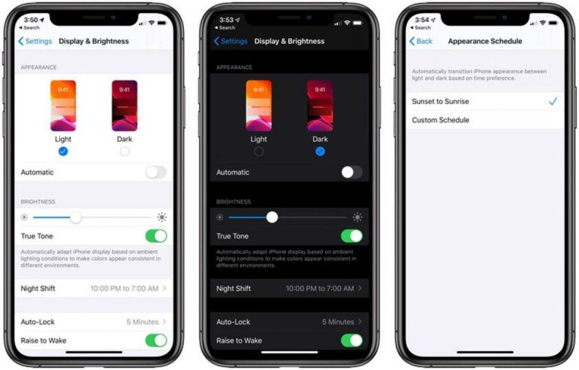 darkmode iphone   TechBuyGuide